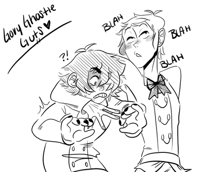 Heathers Keith And Lance by Gory-Ghostie-Guts