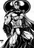 Batman by GleBik