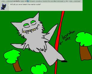 Q: 4 by Ask---Dovewing