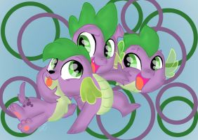 Spikey Formation by EMositeCC