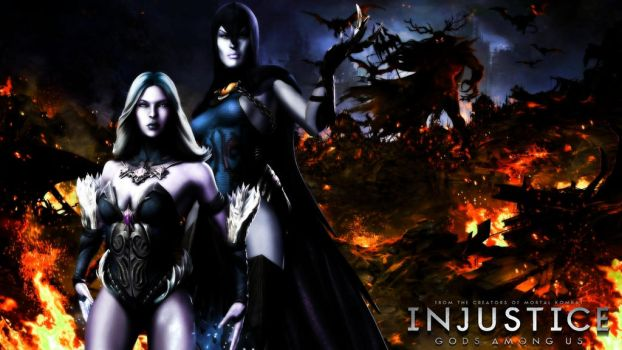 The Empresses of Injustice by EvilMaybe