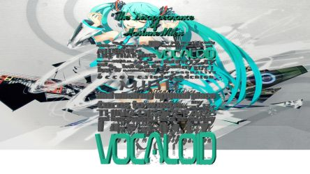 Disapppearance of Hastune Miku by Ironic-Sarcasm
