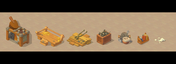 Objects for Farm
