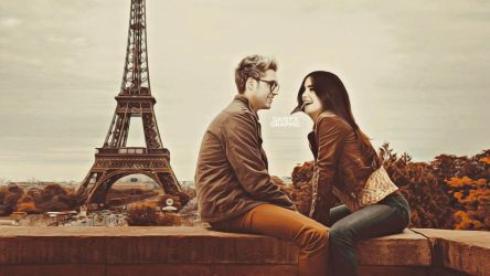 Lily Collins and Niall Horan [Manip] by DaisyChan55