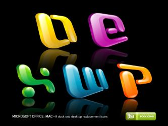 Microsoft Office: Mac by deleket