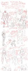 Mini Tutorial about Everything by CarlosGomezArtist