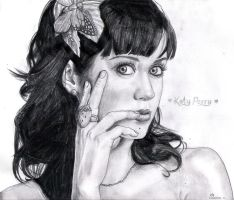 Katy Perry by hamsterSKULL