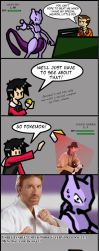 PKMN: Go Chuck Norris Comic by OneWingedMuse