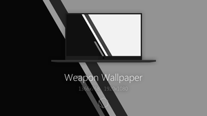 Weapon Wallpaper  by TheButterCat