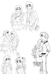 Sketchdump: Interactions by Insinidy