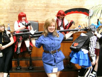 Seras Victoria-AB 2011. by Mycatjewel