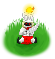 You Made Hell's Chef Sad! by TheAwesomeHetalian