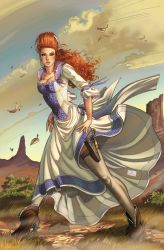 The Legend of Oz : The Wicked West 16 colors by ToolKitten