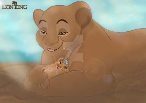 The Lion King - Kiara's First Word by imaginativegenius099