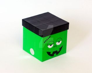 Duct Tape Frank Box by DuckTapeBandit