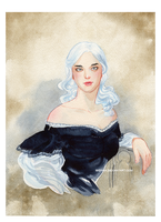 Request: Narcissa by sionra