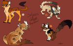 felines Set price adopts(closed) by Winelys-11Adopts