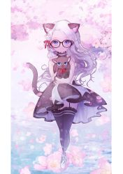 commission_ Cherry Blossom by manggi07