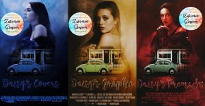 My Graphic Service (New Covers) by DaisyChan55
