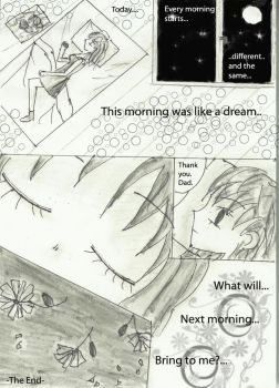 In the mornings. Last page.26 by Full--Moon