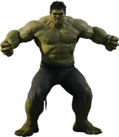 Hulk HQ Render/PNG by DesignsByTopher