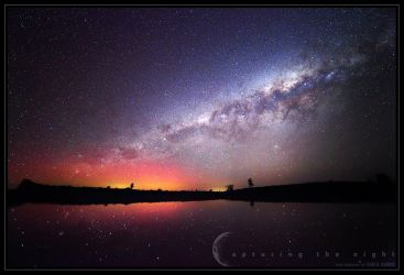 Earth, Air, Fire and Water by CapturingTheNight