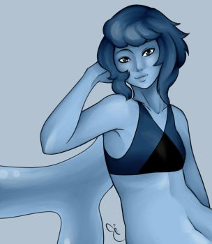09/11/2016 - Lapis by RensIllusion