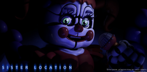 Circus Baby Teaser by GamesProduction