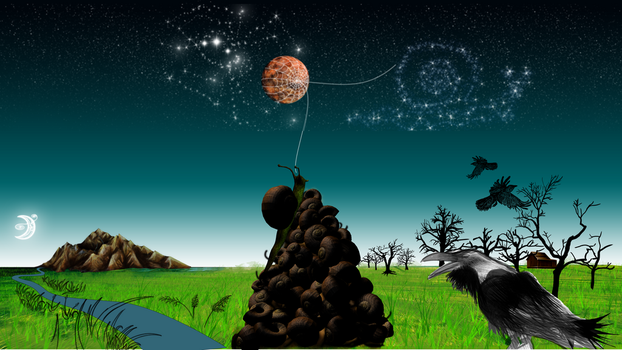 aim~into the stars contenst awareness of the arts by Orion-5