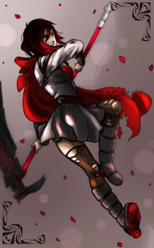 Ruby Rose by MrtViolet