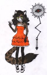 Veronica Civet by blue-tail