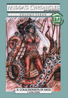 Cover of Midda's Chronicles - Book Three by middaschronicles