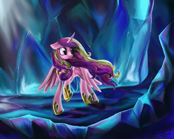 Escaping by MarcyLin1023