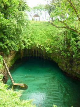 To Sua Ocean Trench by lmsgblh