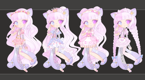 Custom Wardrobe: Cvrryspice by kawaii-antagonist