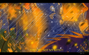 They're Not My Kits! (Warrior Cats) by WarriorCat3042