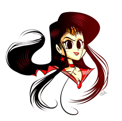 Sailor Mars by Themrock