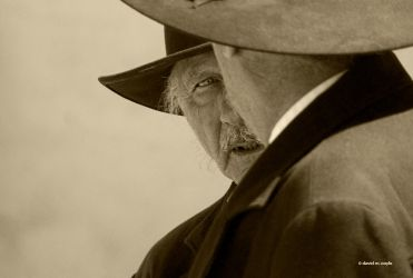 Doc Holliday by DavidMCoyle