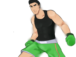 Little Mac by Toot-Scoots