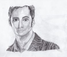 The 10th Doctor by Nea-Nea