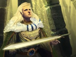 Magic Sword by WarNick
