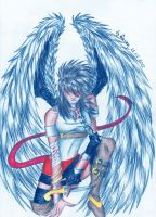 Angel by R-Blackout