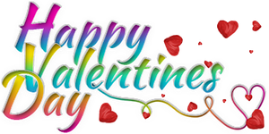 Happy Valentine S Day On Bright And Cheerful By Mypeanutgallery On