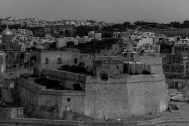 Fort St. Angelo - Malta - 32 by silentmemoria