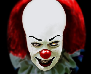 Pennywise by Thors-Hammer77