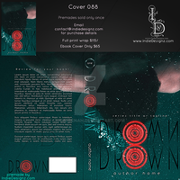 Premade Cover 088 by Dafeenah