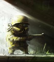 SPEED_toySoldier by Orkimede