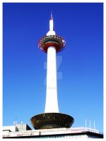 Kyoto Tower by FDQ