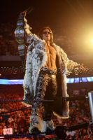 WWE JOHN MORRISON  IC Title by WrightWayPhotography