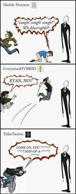The Slender Man Mythos Part One: MH, EMH, TT by Expression